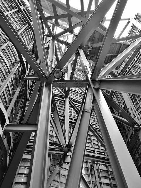 Steel architecture