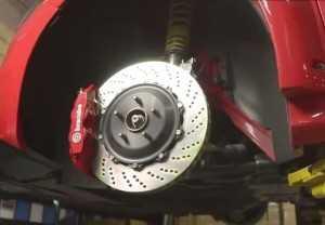 Brembo Braking System