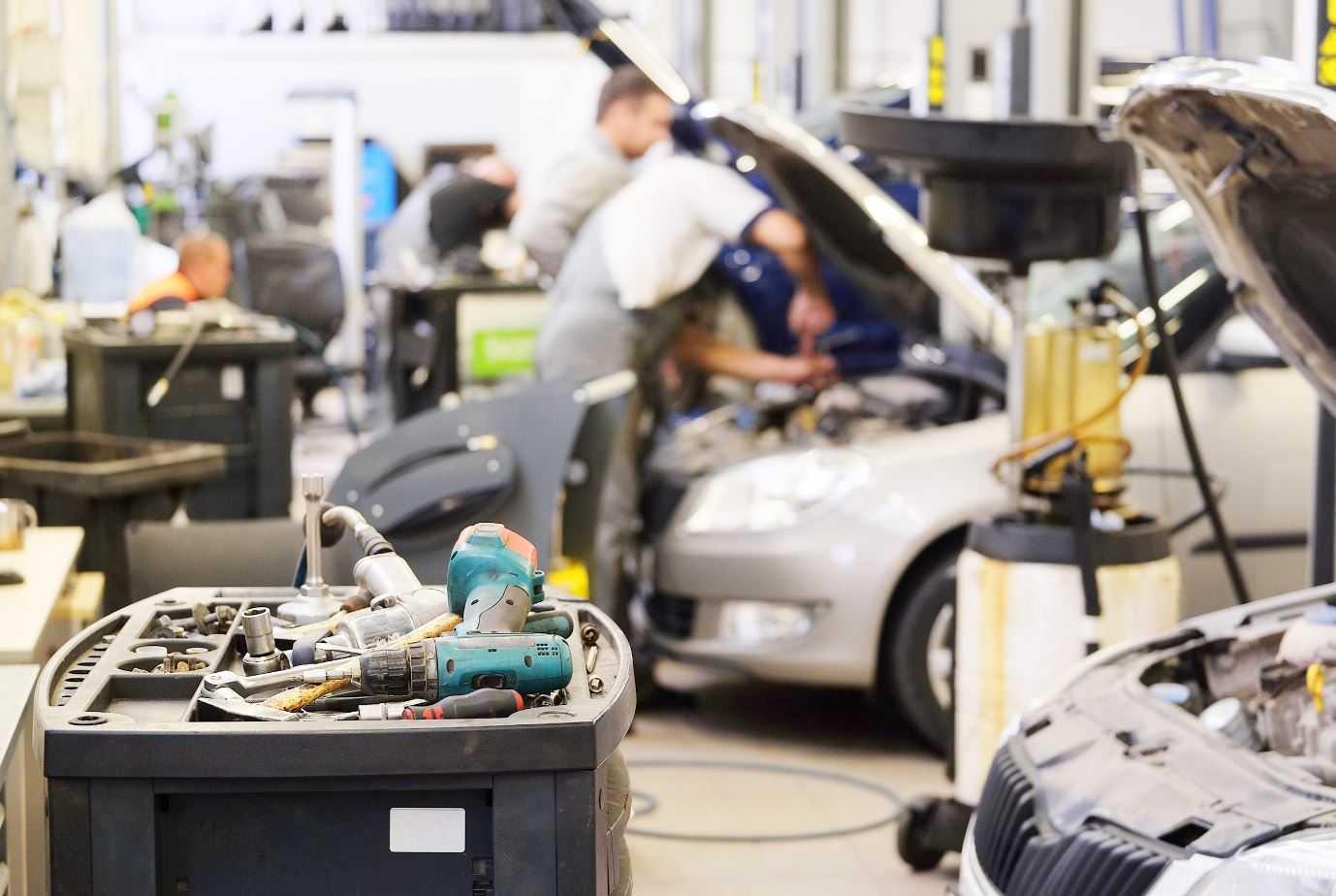 Auto Service Shops
