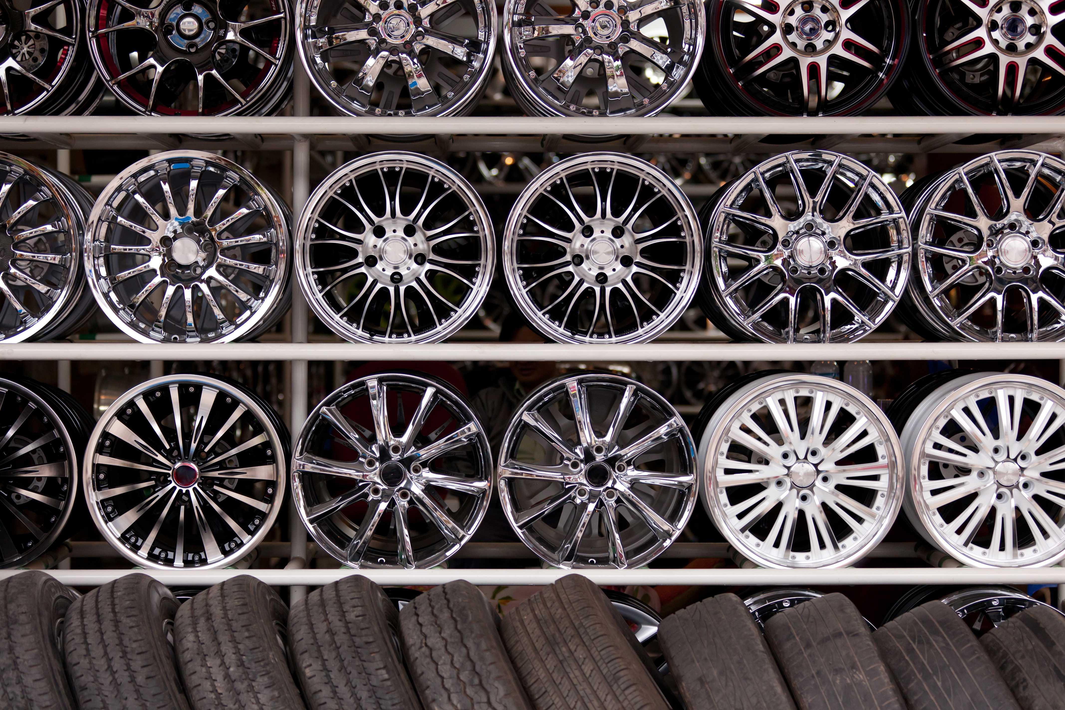 Mag Wheels in Hamilton
