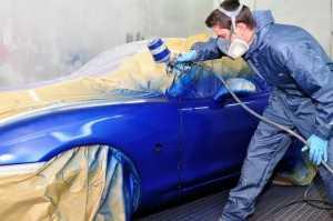 Car Painting in Australia