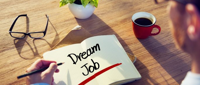 Planning out your dream job