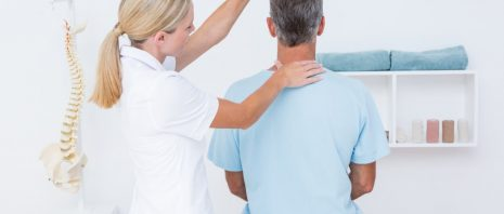 a chiropractic treatment
