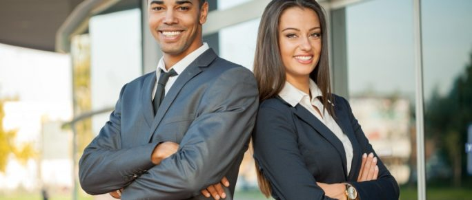 Young Business Enthusiasts
